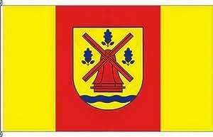 Anwesenheitsbanner Dabel - 40 x 250cm - Flagge und Banner