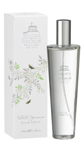 Woods of Windsor, Eau de Toilette spray Donna White Jasmine, 1 x 100 ml