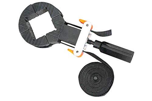 Winkelspanner Rahmenspanner Spannhilfe Spannbacken Bandspanner zum Verleimen