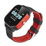 LiféUP Top Orologio Intelligente per Bambini IP67 Impermeabile Alta Definizione Grande Schermo GPS + Bussola + WiFi Multi-Mode Tempo Reale Posizionamento Accurato SOS Smartwatch