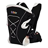 Bebamour Brand Backpack 3 in 1 Functional Baby Carrier Backpack (Black)