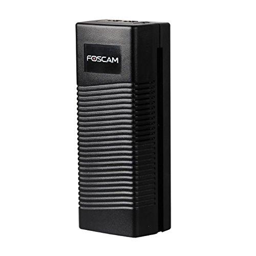 Preisvergleich Produktbild Foscam PD15PoE Splitter 10/100Mbit, Schwarz