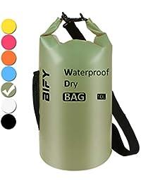e4771bbc2e038 Dry Bag 5L 10L 15L 20L 25L 30L 40L 7 Farbe BIFY Leicht Wasserdichter  Packsack…