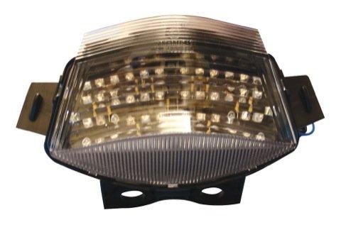 Preisvergleich Produktbild LED RÜCKLEUCHT Schwanz Motorräder mit Integral Indikatoren Kawasaki Er-6 n 05 >