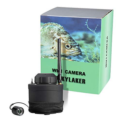 LUCKY Fisch Kamera tragbar WiFi Unterwasser Kamera Fisch Recorder -