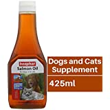 Beaphar Salmon Oil for Dogs and cats (425 ml)