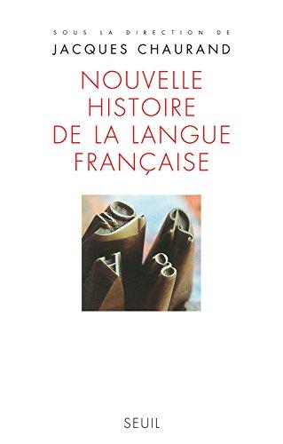 Nouvelle Histoire de la langue française
