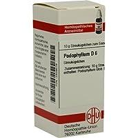 PODOPHYLLUM D 6 Globuli 10 g preisvergleich bei billige-tabletten.eu
