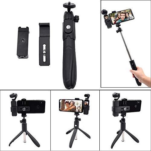 Accessoire pour DJI OSMO Pocket !!! Beisoug Selfie Bâton Support de Téléphone pour DJI OSMO Pocket Handheld Gimbal