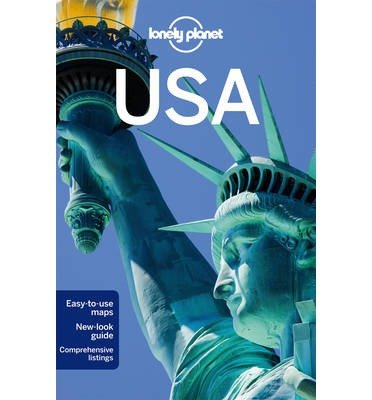 Portada del libro [(Lonely Planet USA)] [ By (author) Lonely Planet, By (author) Regis St. Louis, By (author) Amy C. Balfour, By (author) Sara Benson, By (author) Michael Grosberg, By (author) Adam Karlin, By (author) Mariella Krause, By (author) Adam Skolnick, By (author) Ryan Ver Berkmoes, By (author) Karla Zimmerman ] [April, 2014]