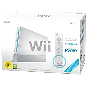 Nintendo Wii Sports Resort Pack White, 32232: Amazon.co.uk
