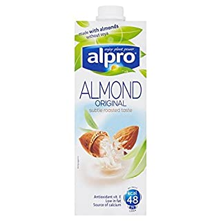 Alpro - Almond Original - 1L (Pack of 6)
