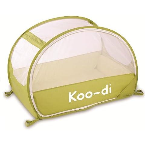 Berceau de voyage Bubble Pop-up de Koo-di (citron/citron vert)