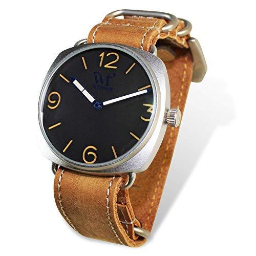 wartime, orologio, gamma marina reale italiana (replica storica dell'orologio dei sommozzatori spie italiani della seconda guerra mondiale)