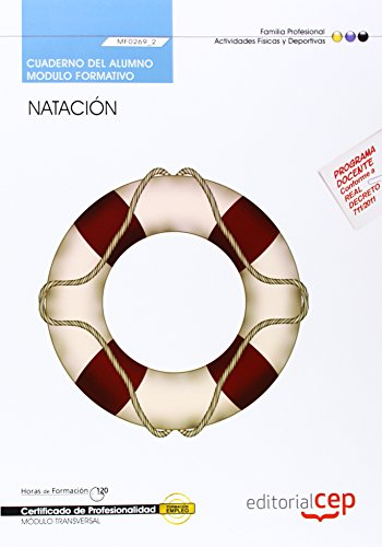 Cuaderno del alumno. Natacion (MF0269_2: Transversal). Certificados de profesionalidad epub