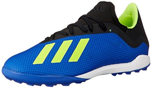 online store c56ec b1aad adidas Herren X Tango 18.3 TF Fußballschuhe Blau (Fooblu Amasol Negbás 000)