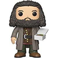 "Funko 35508 Pop Vinyl: Harry Potter S5: 6 ""Hagrid w/Cake, Multi"