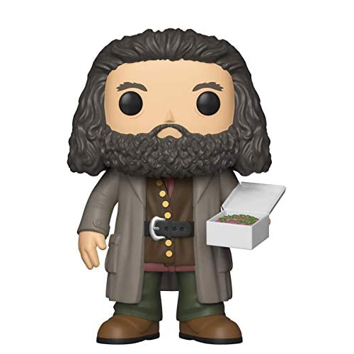 "POP! Vinyl: Harry Potter S5: 6"" Hagrid w/Cake 2"