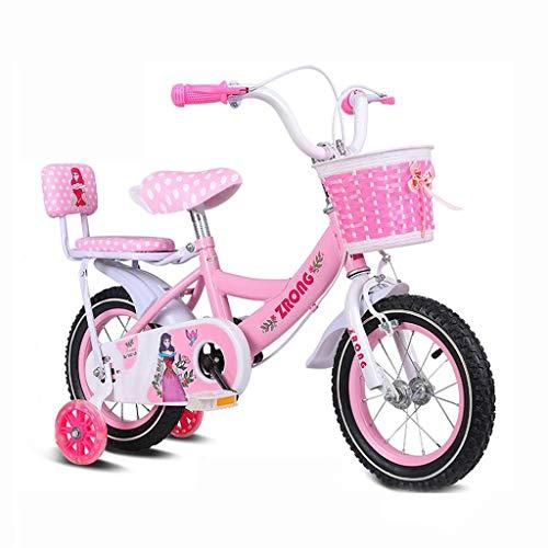 ZEwe Bicicleta para Niñas