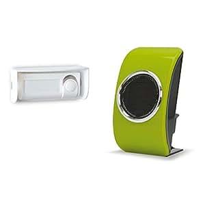 Extel 081711 Loobs Green Carillon sans fil