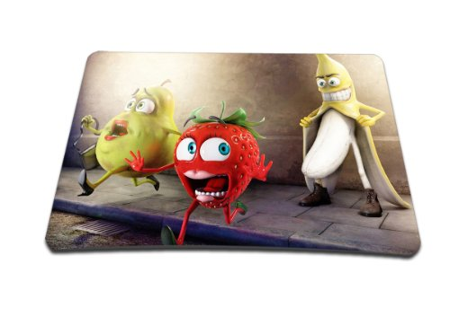 Luxburg® Design Mousepad Mausunterlage Mauspad, Motiv: Oh my God Banane