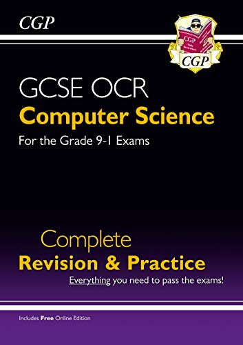 New GCSE Computer Science OCR Complete Revision & Practice - Grade 9-1 (with Online Edition)