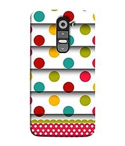 PrintVisa Designer Back Case Cover for LG G3 Mini (Colorful Illustration Decoration Modern Art Vector Concept Portrait)