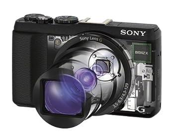 Sony Dsc-hx60 Digitalkamera (20,4 Megapixel, 30-fach Opt. Zoom, 7,5 Cm (3 Zoll) Lcd-display, Exmor R Cmos Sensor, Nfcwifi) Schwarz 10