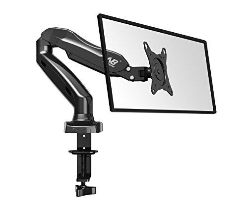 Tischhalter F80 Für Monitor, Bildschirm, Monitorständer, Aarme für Monitor 17