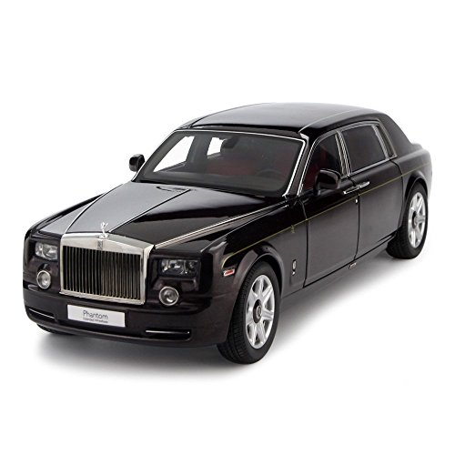 Toyshine 1:36 Metal Die Cast Rolls Royce, Opening Doors, Vehicle Toy Car, 6 Inches, Music and Lights, Assorted Color