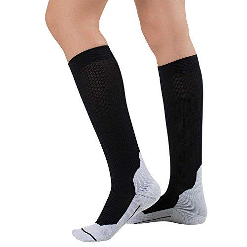 Nuevo producto Everyday calcetines de compresión calcetines de compresión viajes, Enfermeras, desgaste diario, Running, trabajo Out-mejorar la circulación, reducir la apariencia de las varices