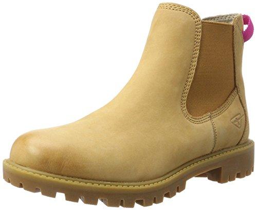 Tamaris Damen 25401 Chelsea Boots, Gelb (Corn), 37 EU