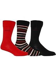 Gant Drei Packungsgrößen Urlaub Socken Rot
