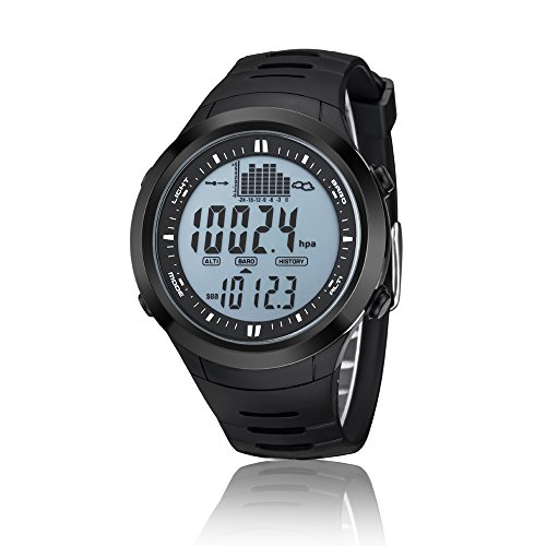 8231cd1375d8 Ofertas Para NORTH EDGE - Reloj de pulsera LED para hombre