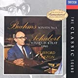 Piano sonata No.3, Op.5. Intermezzo, Op.117, No.1. Intermezzo, Op.119, No.3 / Brahms | Brahms, Johannes (1833-1897)