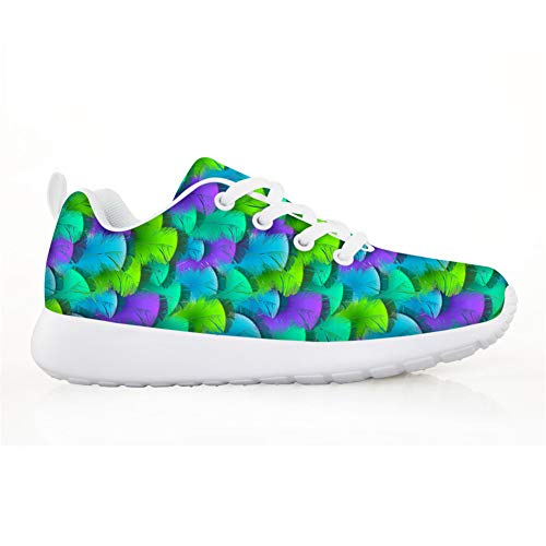Mode Kind Laufschuhe Gym Freizeitschuhe Sneaker atmungsaktive Turnschuhe Wanderschuhe Ultra-Light Mesh Running Wanderschuhe Outdoorschuhe Einzigartige Skalen Skalen EU 30 -