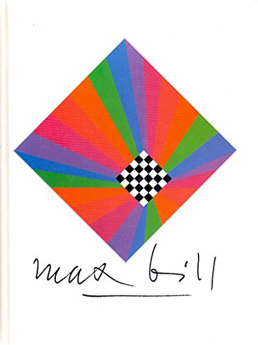 Max Bill - Retrospektive. Skulpturen, Gemälde, Graphik 1928 - 1987 Buch-Cover