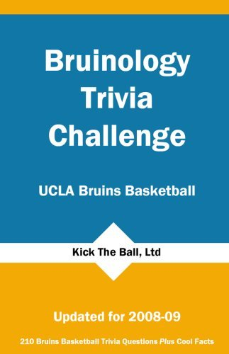 Bruinology Trivia Challenge: UCLA Bruins Basketball by (researched by) Al Netzer (2007-12-15) par (researched by) Al Netzer