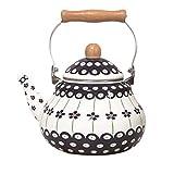 Bouilloire émaillée grande capacité Cuisinière en céramique pour cuisinière...