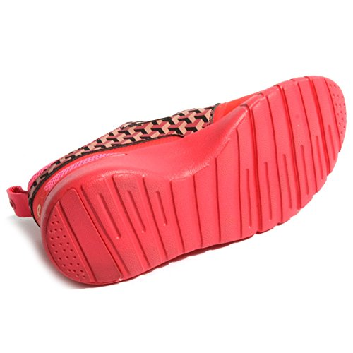 Moa Maître Des Arts B0401 Sneaker Donna Scarpa Chaussures Femmes Fucsia
