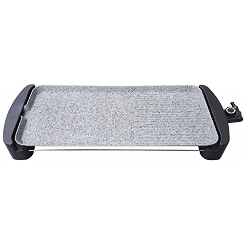 Plancha asar combinada revestimiento piedra 1800-2200W