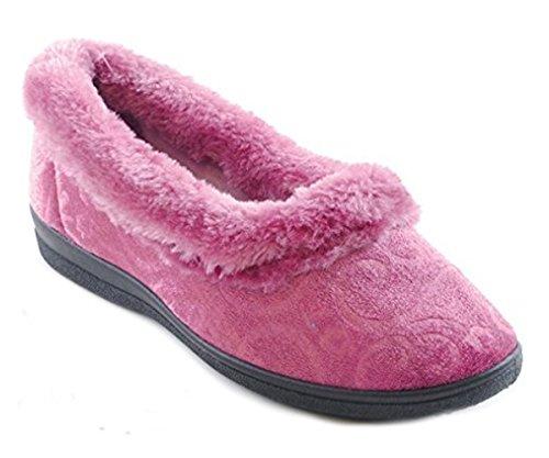 Slumberz, Pantofole donna Pink