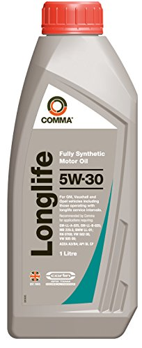 comma-gml1l-1l-long-life-fully-synthetic-5w30-motor-oil