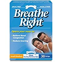 Breathe Right Nasenstreifen COLOR SMALL-MED T-30 U preisvergleich bei billige-tabletten.eu