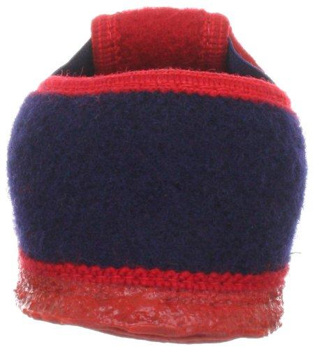 Giesswein Türnberg 32/10/40164-593 Unisex-Kinder Hausschuhe Rot (rot 311)
