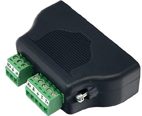 Preisvergleich Produktbild Lantronix Embedded Device Server – Schnittstellenkarte / Adapter (DB25 F DCE / RJ45)