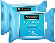Neutrogena, Makeup Remover Wipes, Hydro Boost Cleansing, Face