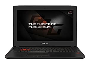 Asus ROG GL502VS-FY042T 39,6 cm (15,6 Zoll mattes FHD) Notebook (Intel Core i7-6700HQ, 16GB, 1TB HDD, 512GB SSD, GeForce GTX 1070 8GB VRAM, Win 10) schwarz