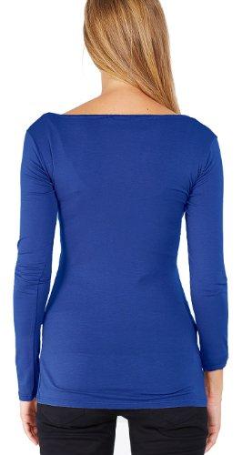 Envie de Fraises Top grossesse FIONAML - Femme Bleu
