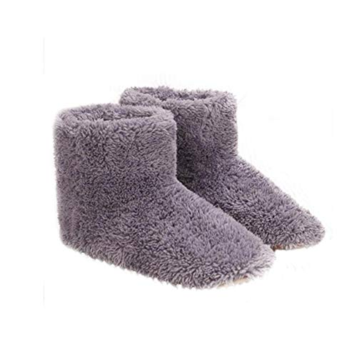 USB Fußwärmer Fußheizung, Elektrische warme USB Schuhe, Heizungsschuhe, warme Fußteile, Paar warme Schuhe, USB Wärmflasche All-inclusive Fußwärmer